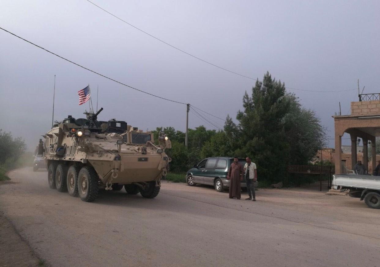 روسیه: نیروهای آمریکایی در سوریه مانند اشغالگران رفتار می کنند