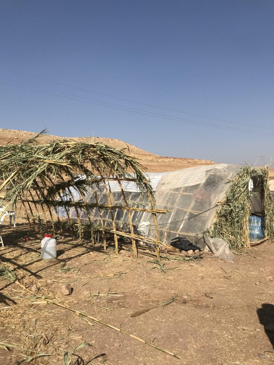 مناطق زلزلهزده کرمانشاه