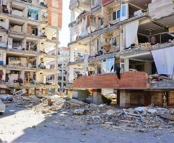 زلزله مسکن مهر