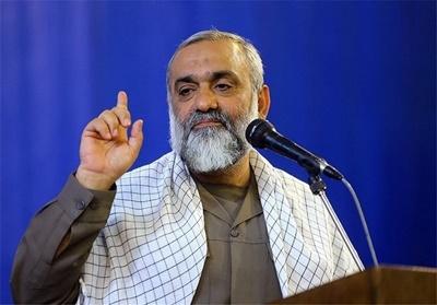 واکنش سردار نقدی به شایعه عدم توفیق برجام به دلیل آزمایش موشکی سپاه