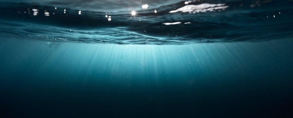 کشف منطقه باستانی سایه در اقیانوس آرام