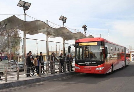 آشنایی با اهداف راهاندازی اتوبوسهای BRT