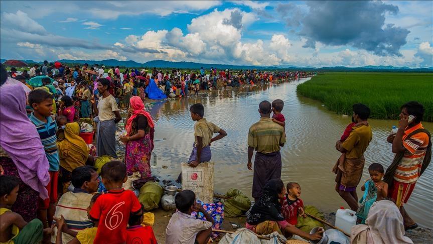 ۳۵ نهاد بینالمللی خواستار رسیدگی سازمان ملل به بحران مسلمانان میانمار شدند