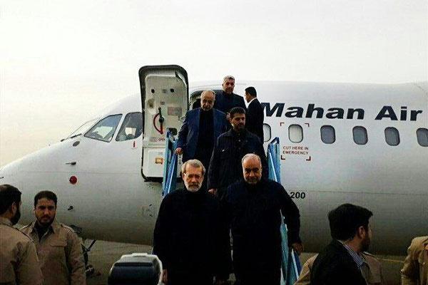 لاریجانی در آنکارا: کمر داعش شکست
