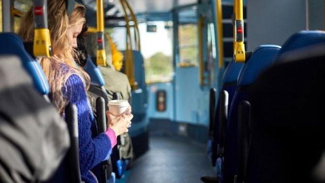 اتوبوسهایی که با قهوه کار میکنند!
