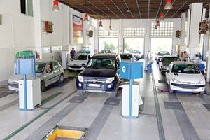 معاینه فنی ویژه تهران برای اخذ طرح ترافیک ۹۷