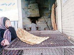 افزایش قیمت نان متوقف شد