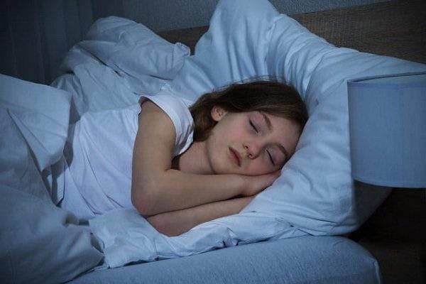تاثیر استرس بر ایجاد اختلال در خواب کودک