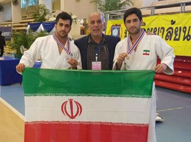 کاتا قهرمانی آسیا؛ نایب قهرمانی ایران در جونوکاتا
