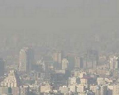 آلودگی هوا سالانه سبب مرگ ۳۵ هزار ایرانی میشود