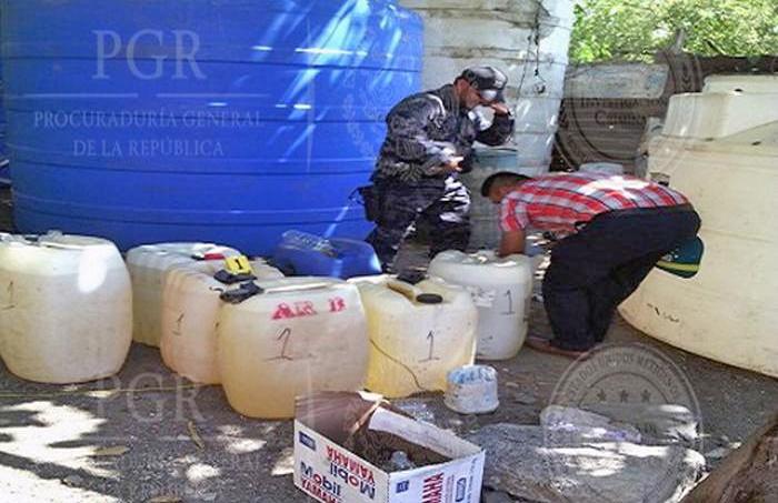 هنگام جراحی زیبایی گلوله خورد رئیس دزدان بنزین مکزیک