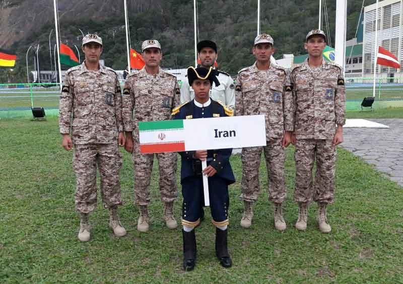 والیبال ساحلی نظامیان جهان؛ نمایندگان ایران حریفان خود را شناختند