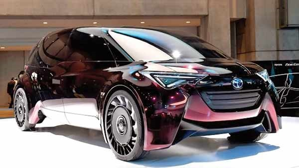 تایرهای بدون هوا در خودروهای آینده