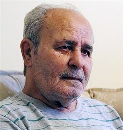 اکبر افتخاری درگذشت