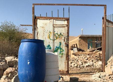 گزارش خبرنگار همشهریآنلاین از مناطق زلزلهزده | درد کرمانشاه چهار روز پس از زلزله