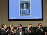 حراج رویایی مسیح داوینچی | بزرگترین کشف هنری قرن ۴۵۰ میلیون دلار چکش خورد