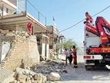 تلاش ۶۰۰  نیروی شهرداری تهران برای کمک به زلزلهزدگان