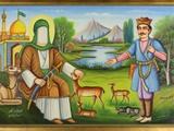 ارادت هنرمندان به امام هشتم |  وقتی ضامن آهو به هنر اعتبار میبخشد
