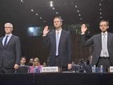 مدیران گوگل، توئیتر و فیسبوک در برابر سنا
