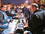 ساماندهی ۳۰ هزار دستفروش در ۲۰ نقطه پایتخت