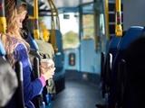 اتوبوسهایی که با قهوه کار میکنند