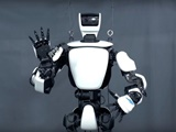 روبات جدید تویوتا حرکات بدن را تقلید میکند