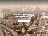 ۴۴شهر در جنگ تنفس برای زندگی