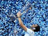 قهرمانی دیمیتروف در فینال تور جهانی تنیس