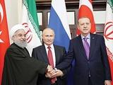 سوریه جدید روی میز مذاکره سوچی