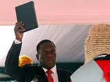 امرسون منانگاگوا به عنوان رئیس جمهور زیمبابوه سوگند یاد کرد