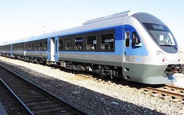 برقی کردن راهآهن تهران - مشهد کلید خورد