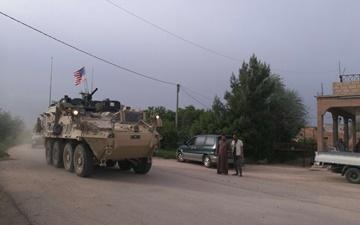 روسیه: نیروهای آمریکایی در سوریه مانند اشغالگران رفتار میکنند
