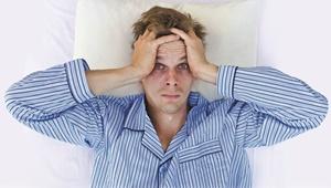 نکته بهداشتی: تاثیر استرس بر خواب