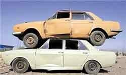 خودروهای فرسوده سن و سال نمیشناسند