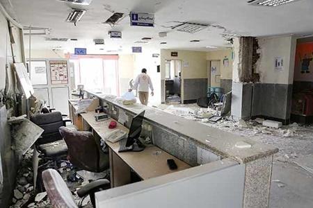 70 درصد بیمارستانها ناایمن هستند