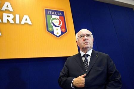 تبعات ناکامی؛ رئیس فدارسیون فوتبال ایتالیا استعفا کرد