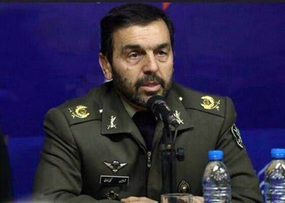 آمادگی کامل ارتش برای کمک رسانی در زلزله کرمان