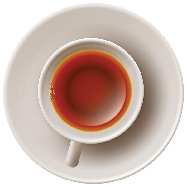 مثل نوشیدن یک فنجان چای