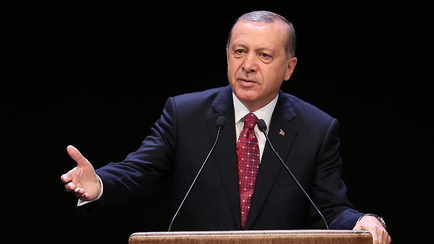 اردوغان: قدس را تقدیم دولت کودککش نمیکنیم
