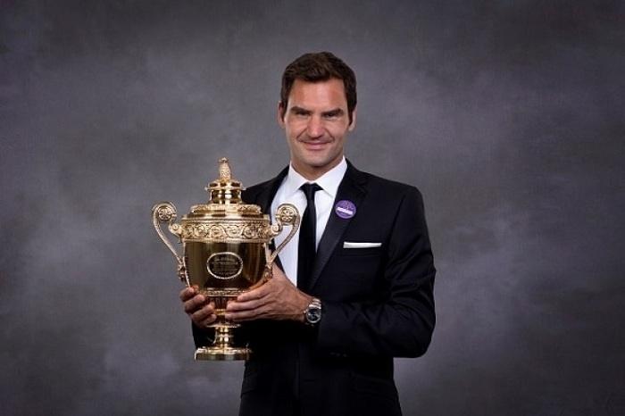 هفتمین عنوان برای تنیسور بیبدیل | فدرر ورزشکار سال سوئیس شد