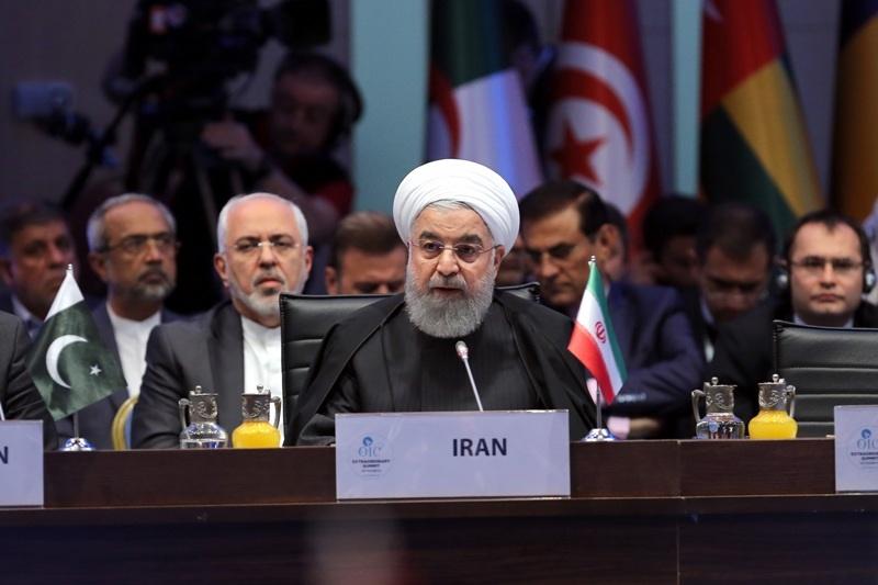 روحانی: برای دفاع از قدس آماده همکاری بدون پیش شرط با کشورهای اسلامی هستیم