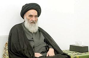 آیتالله سیستانی: سلاح در انحصار دولت عراق باشد