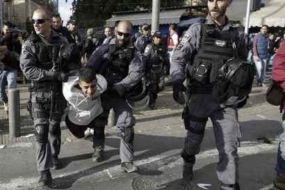 شهادت چهار فلسطینی بر اثر تیراندازی نظامیان صهیونیست