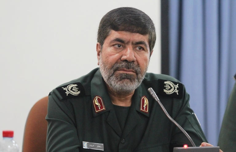 سردار شریف: یمن از روسیه و کره شمالی موشک گرفته است نه ایران