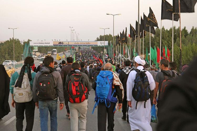 هشدار درباره ورود زائران ایرانی اربعین از طریق اقلیم کردستان عراق