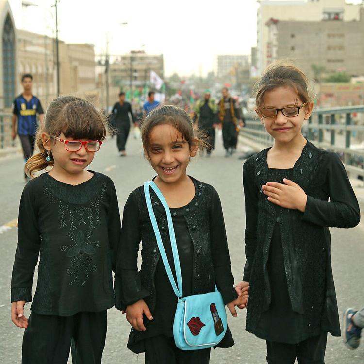 پیاده روی اربعین حسینی در قاب عکاسی جامعه شناس و دانشیار دانشگاه تهران
