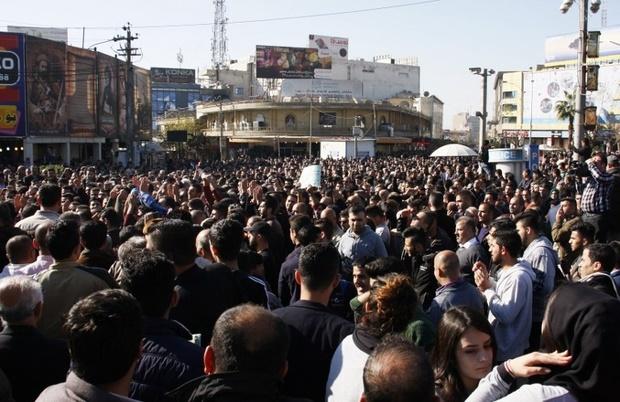 دومین روز اعتراضات به سوء مدیریت در کردستان عراق