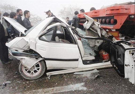 حوداث رانندگی؛ ۷ ماه ۱۰ هزار کشته