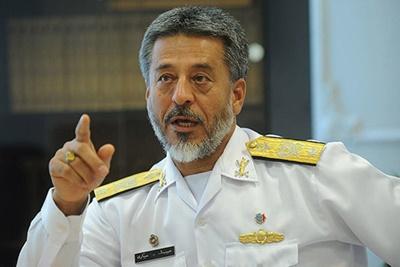 رضایت رهبری از کارنامه نیروی دریایی، افتخار بزرگی است