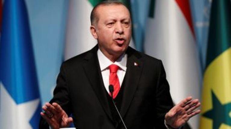 جدال توئیتری رئیس جمهور ترکیه با وزیر خارجه امارات